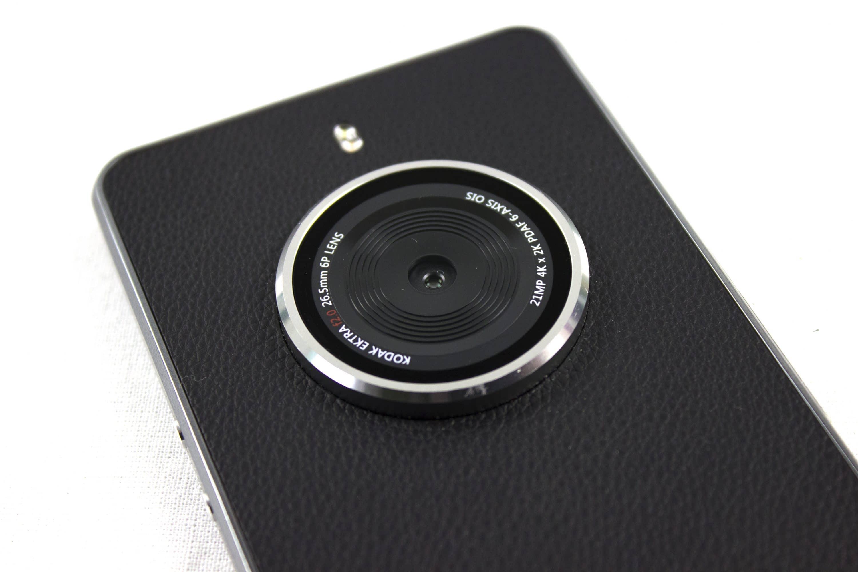 Bild von Kodak Ektra: Hybrid aus Smartphone und Kamera im Test