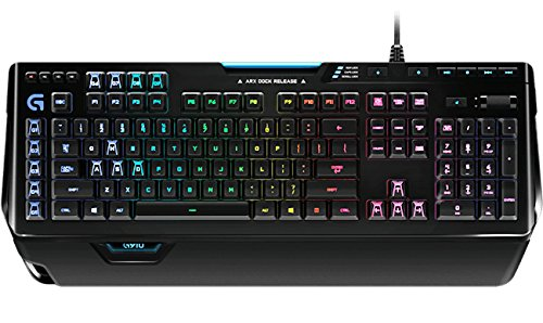 Photo of Logitech G910 Orion Spectrum mechanische RGB-Gaming-Tastatur mit über 30 Prozent Rabatt
