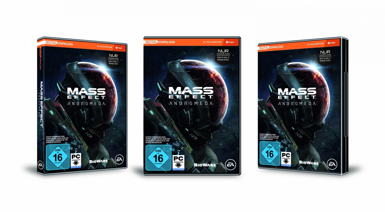 Bild von Mass Effect: Andromeda – Releasetrailer macht Lust auf mehr