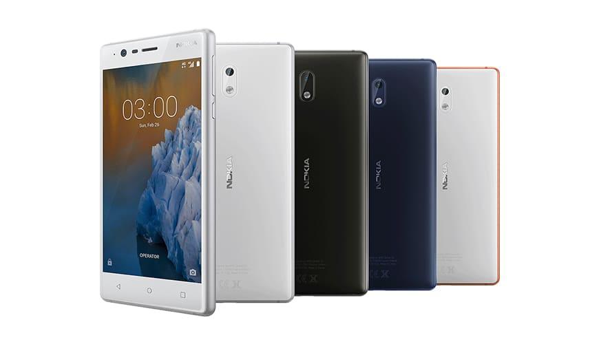Photo of Nokia 3: Einsteiger-Smartphone für 140 Euro auf dem MWC vorgestellt