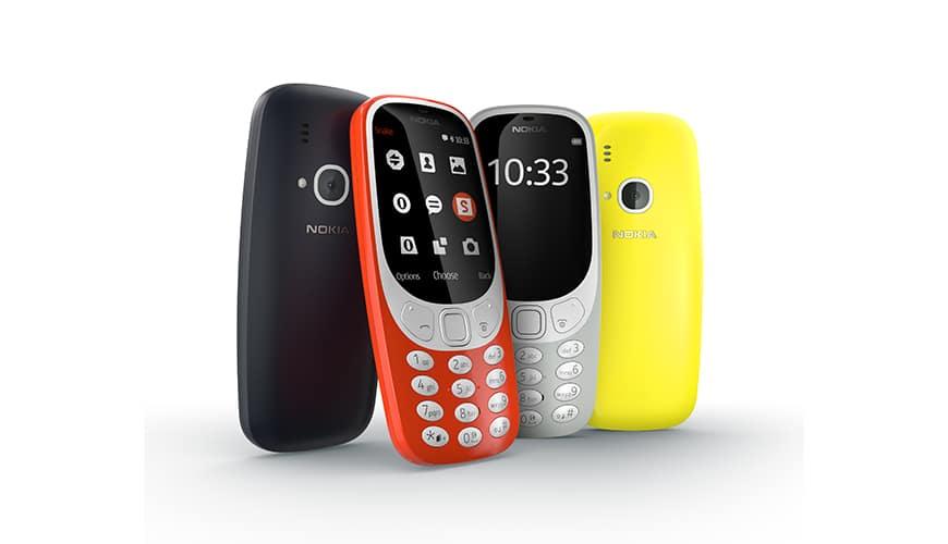 Bild von Nokia 3310: Der Klassiker kehrt zurück