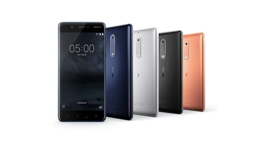 Photo of MWC: Das Einsteiger-Smartphone Nokia 5