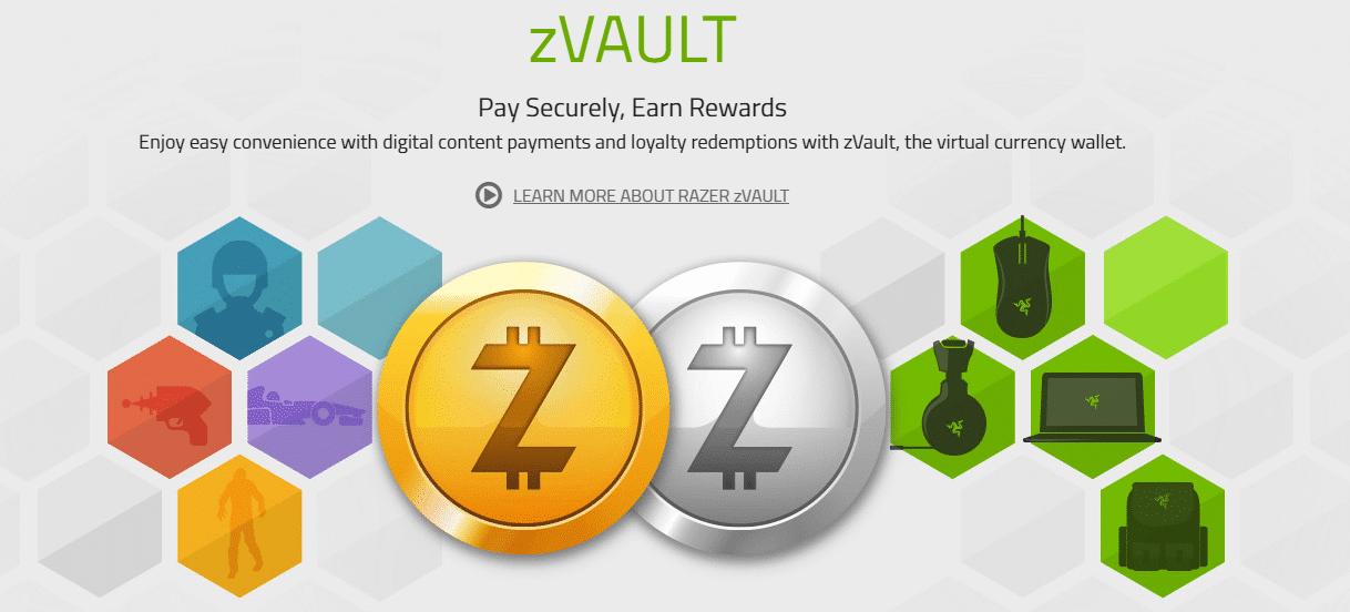 Photo of Razer startet Zahlungsmittel-Plattform zVault
