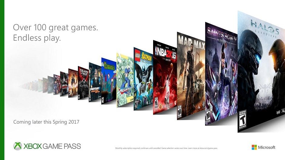 Bild von Xbox Game Pass: Die Spiele-Flatrate für eure Konsole