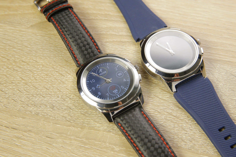 Bild von MyKronoz ZeTime: Smartwatch mit analogem Uhrwerk
