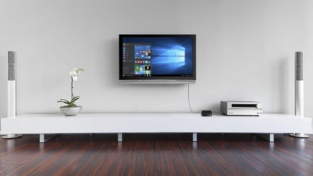 trekstor minipc w3: der wohnzimmer-pc ist endlich erhältlich, Wohnzimmer