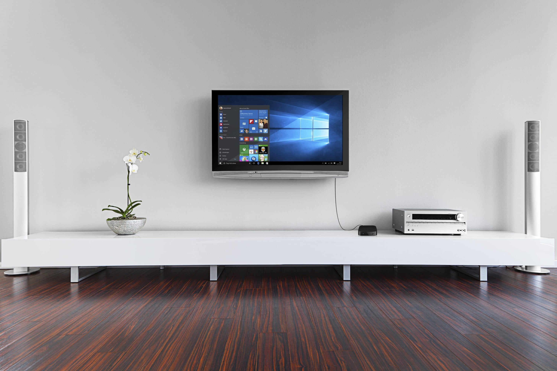 Trekstor minipc w3 der wohnzimmer pc ist endlich erh ltlich - Multimedia wohnzimmer ...