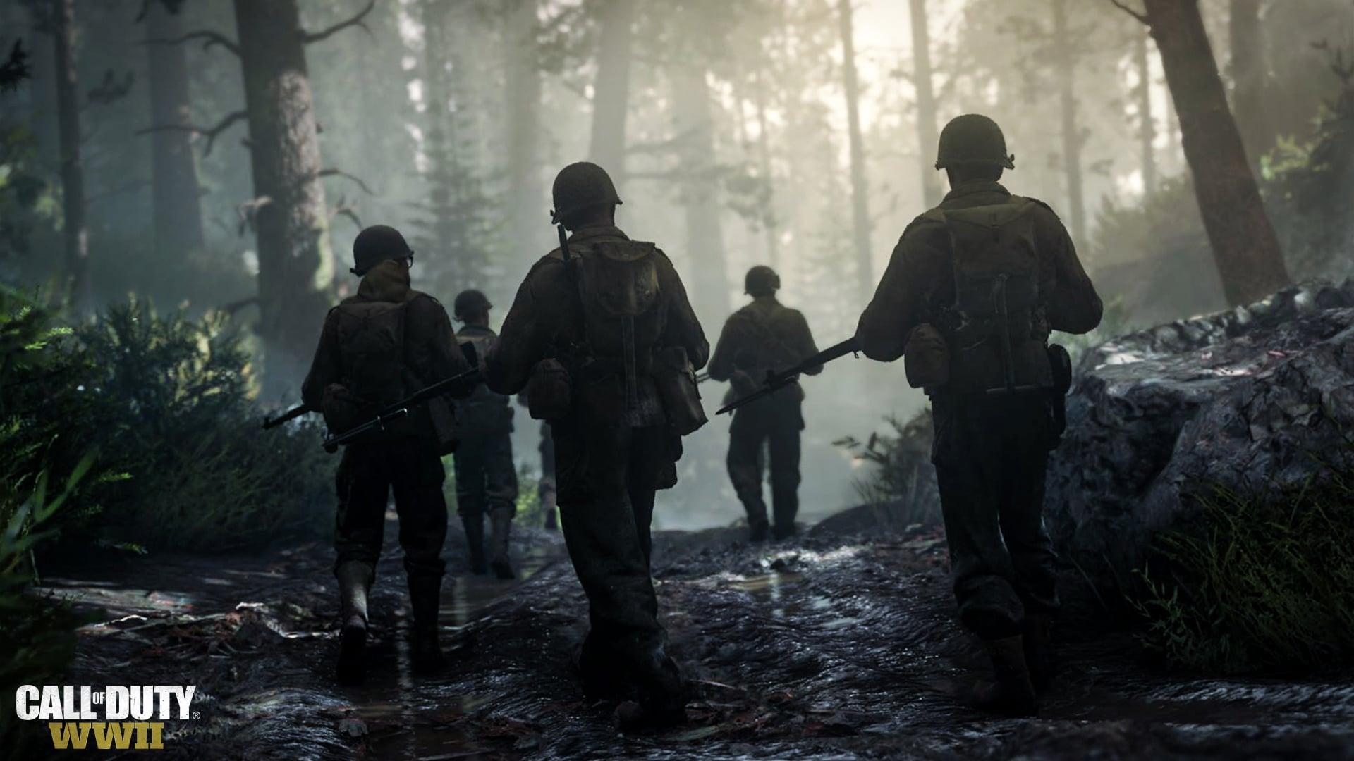 Photo of Call of Duty: WW2: Wieder zurück auf den Boden