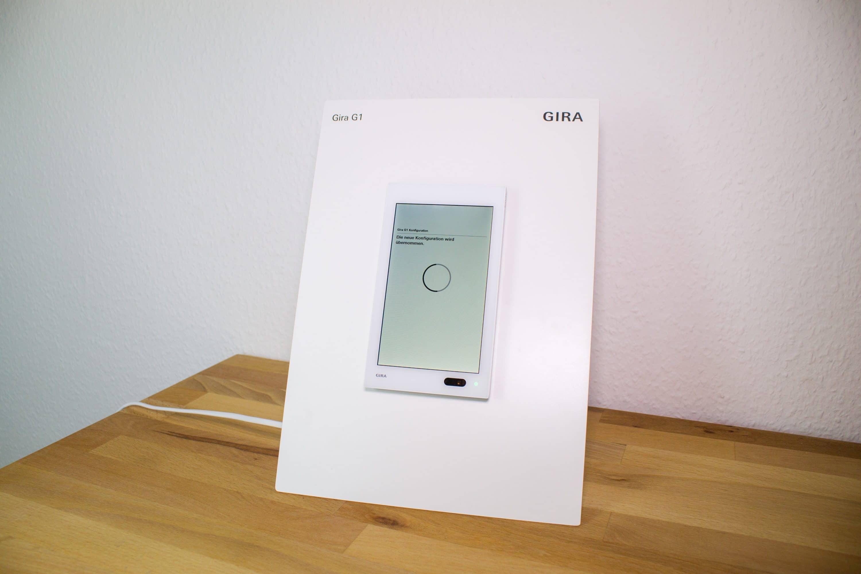der gira g1 macht das zuhause zum smart home gewinnspiel werbung. Black Bedroom Furniture Sets. Home Design Ideas