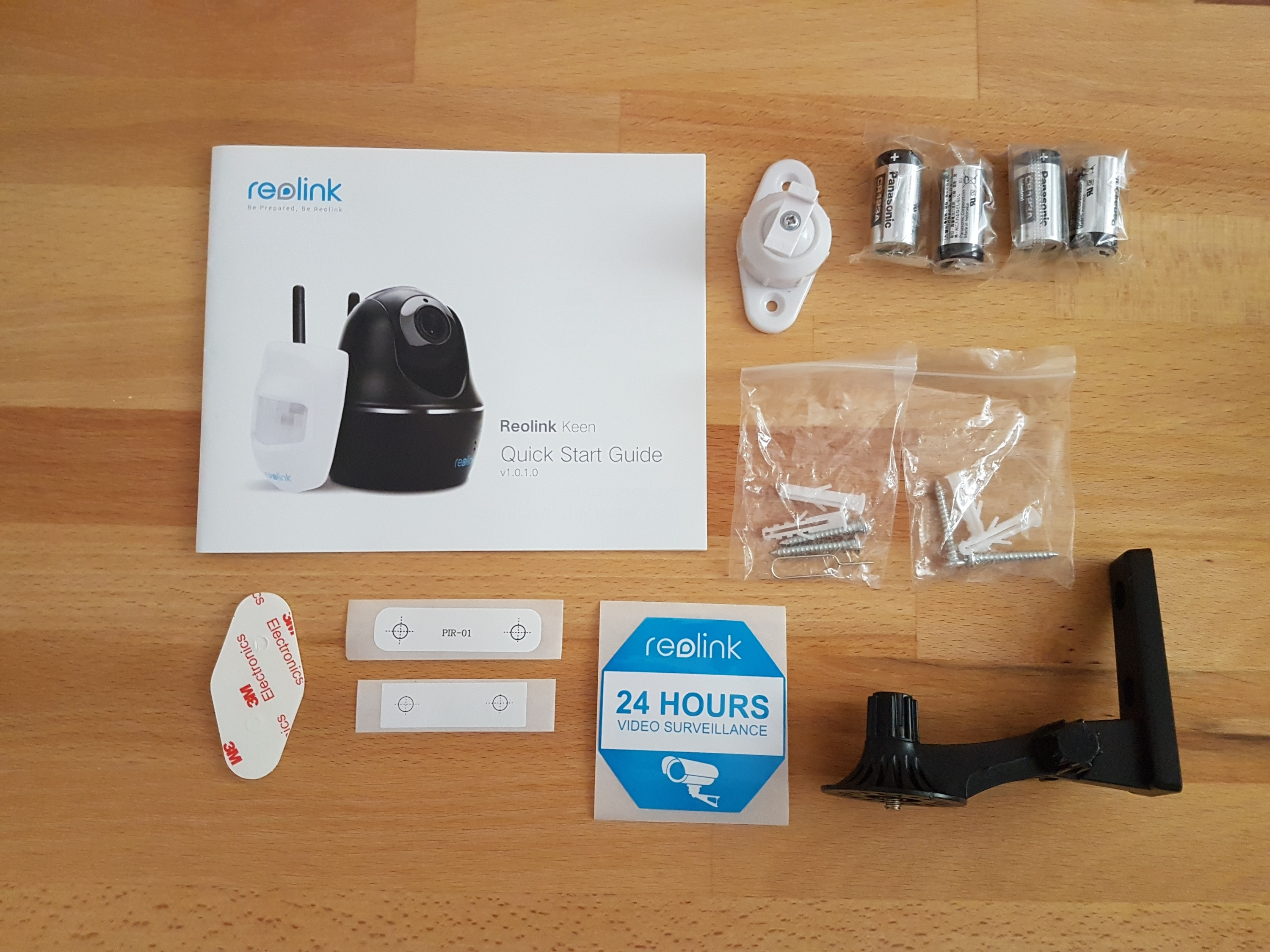 Reolink Keen Review: The Completely Wireless Surveillance Camera