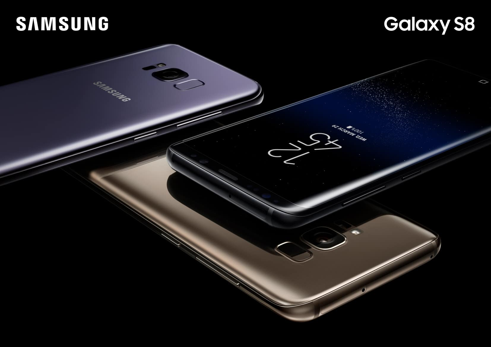 Photo of Samsungs neue Smartphone-Flaggschiffe: Galaxy S8 & S8+ mit Bixby und DeX