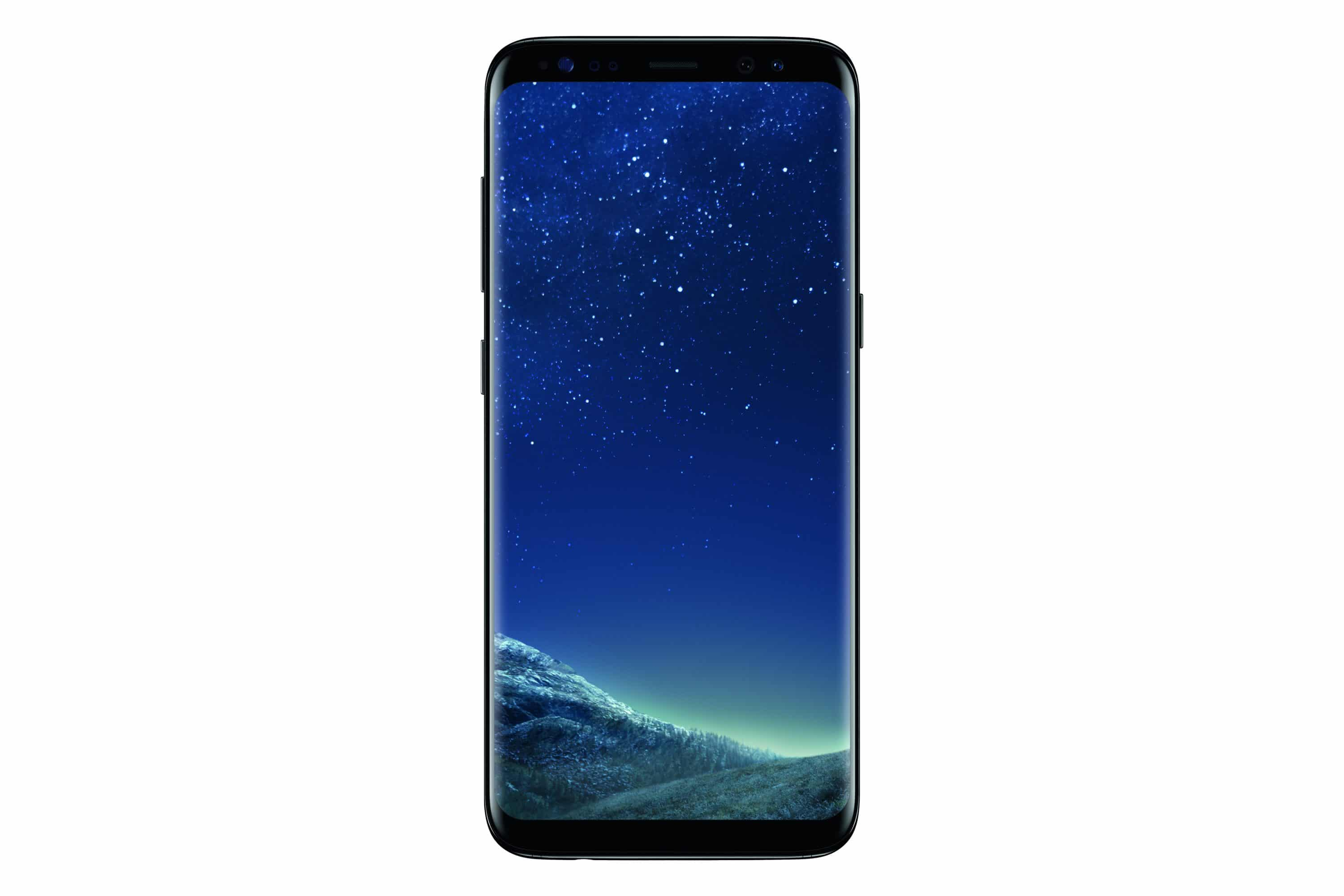 samsungs neue smartphone flaggschiffe galaxy s8 s8 mit. Black Bedroom Furniture Sets. Home Design Ideas