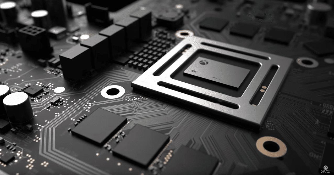 Photo of Xbox Project Scorpio: Die ersten technischen Daten sind bekannt