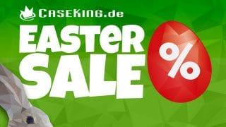caseking easter sale 320x180 - Easter Sale bei Caseking mit bis zu 56 Prozent Rabatt