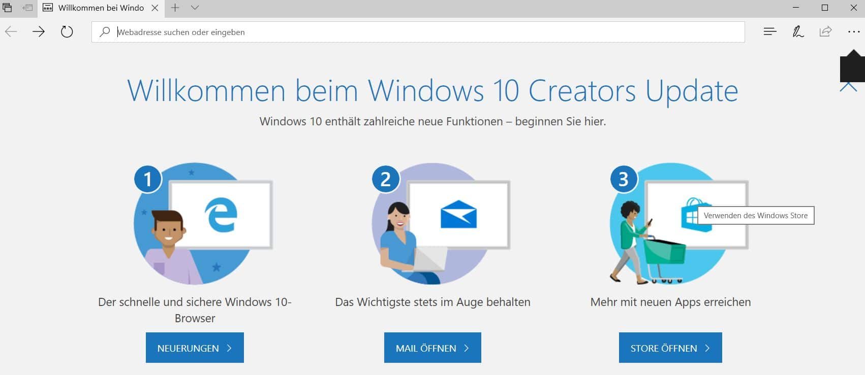 Photo of Windows 10 Creators Update: Das sind die Neuerungen
