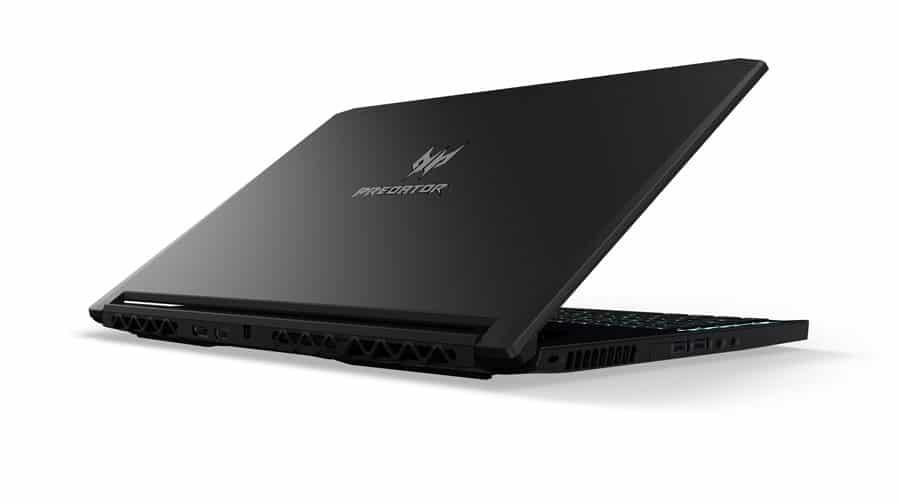 Bild von Acer Predator Triton 700: Neues Ultrabook für Gamer endlich verfügbar