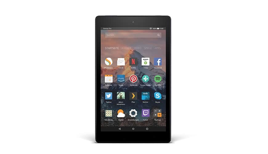 Photo of Amazon Fire HD 8 (8 Zoll Android Tablet, 32 GB) für nur 69,99 € statt 109,99 € bei Amazon (-36%)*