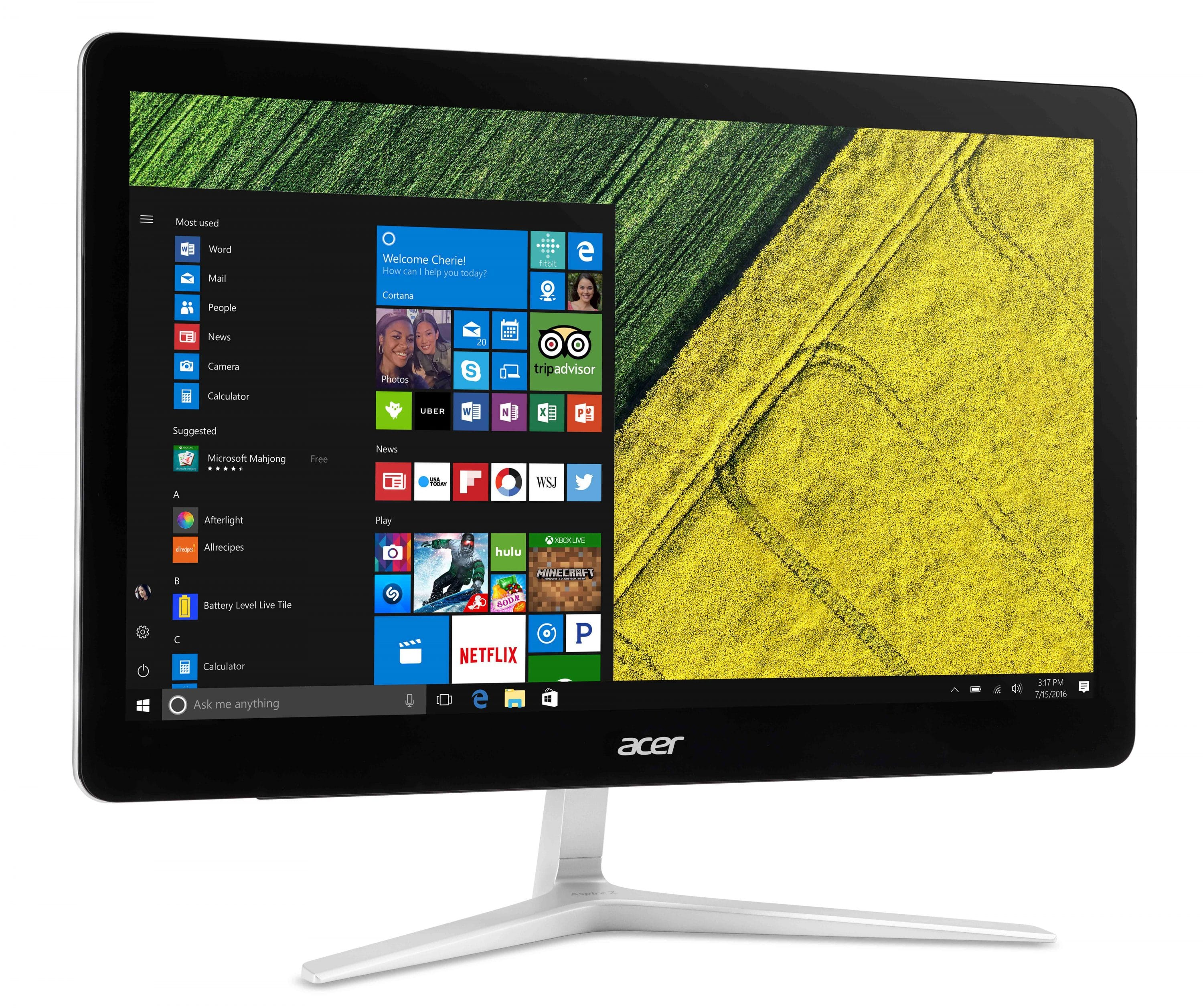 Photo of Acer Aspire U27 und Z24 – All-in-One für alle!