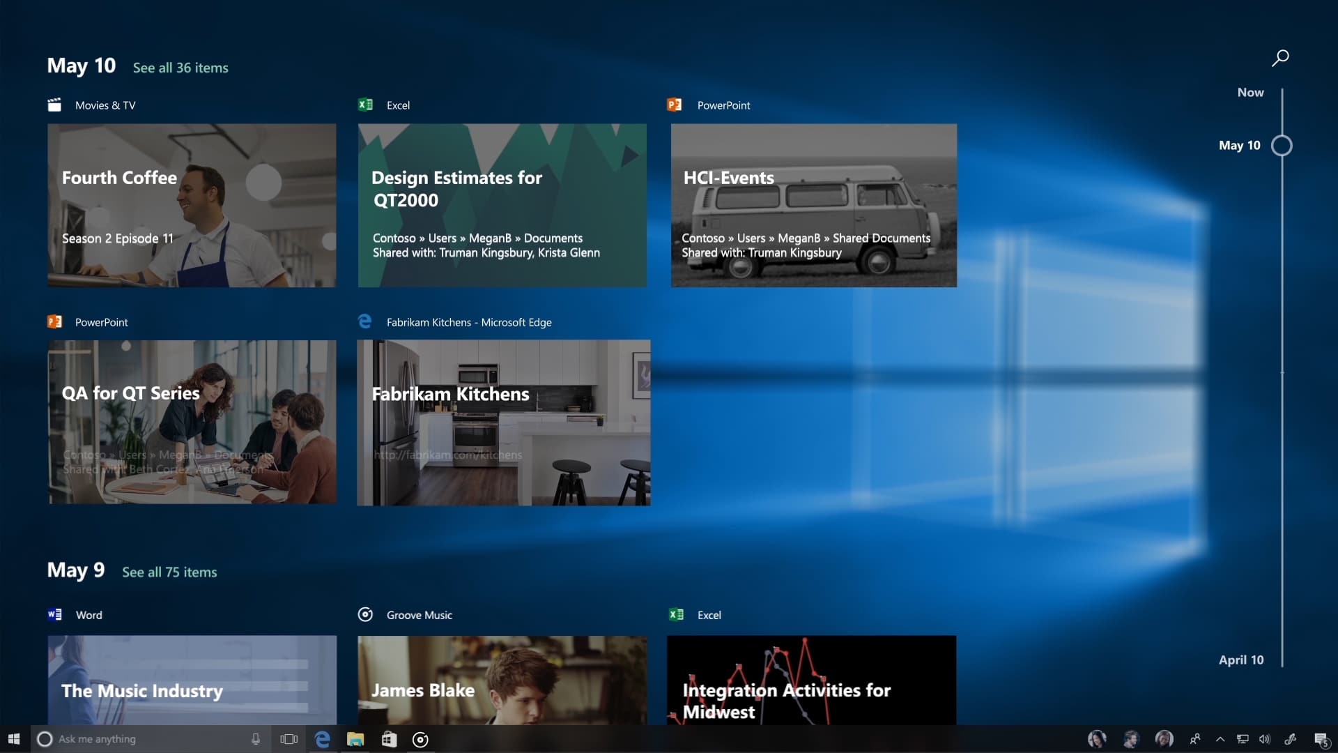 "Photo of Windows 10 Fall Creators Update: Microsoft kopiert Apples ""Handsoff"""