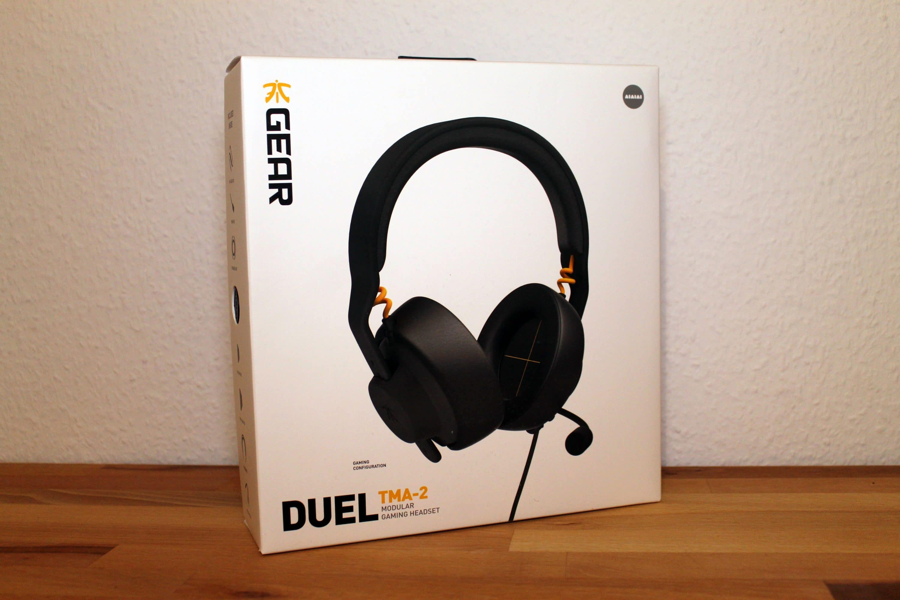 Photo of Fnatic Gear Duel TMA-2: Modulares Gaming-Headset im Test