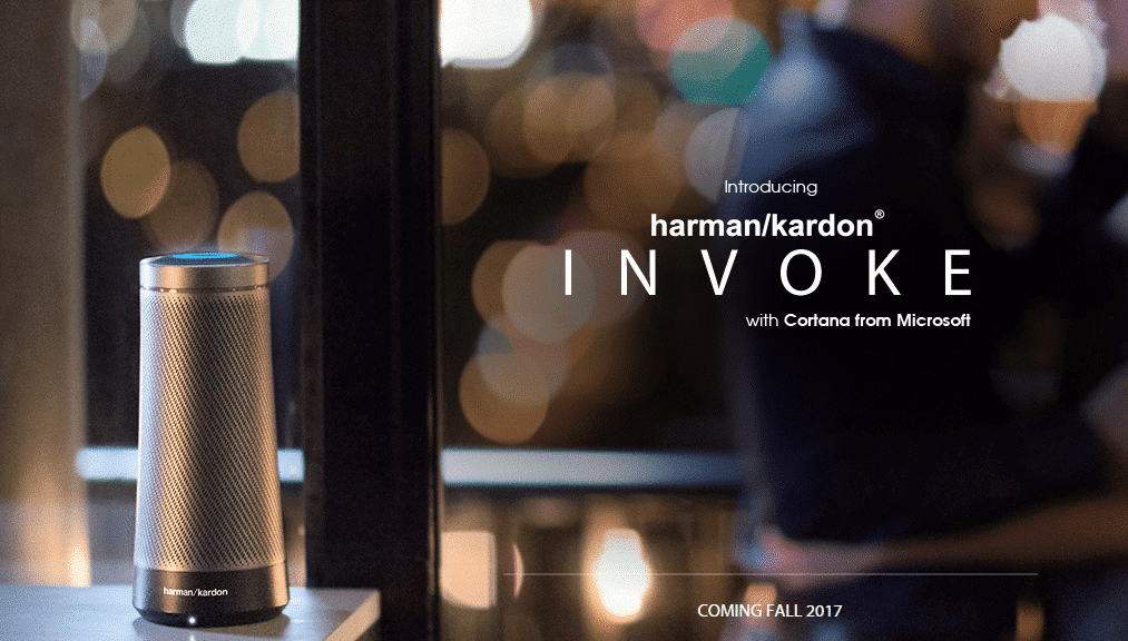Photo of Harman Kardon Invoke: Cortana im Lautsprecher