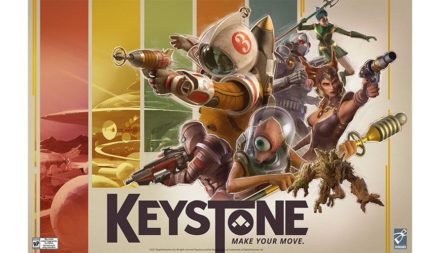 Photo of Digital Extremes präsentiert Keystone – Ein neuer First-Person-Shooter