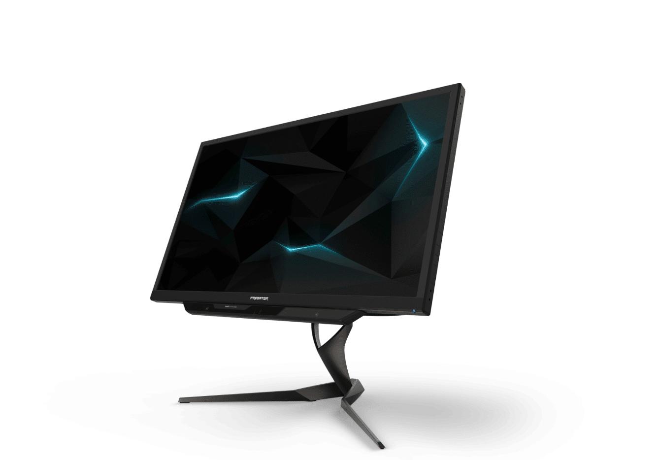 Photo of Acer Predator X27: 27-Zoll-Monitor mit 4K und 144 Hz