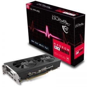 Sapphire Pulse Radeon RX 580 8G