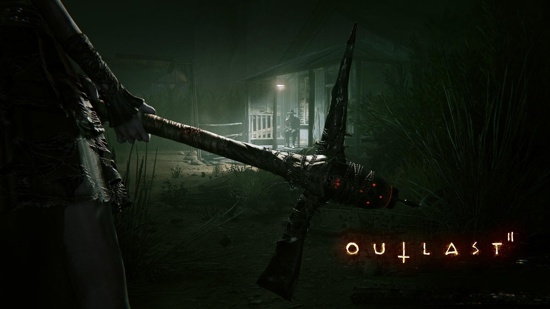 """Bild von """"Outlast 2"""" im Test – Das Böse lauert in den Wäldern"""