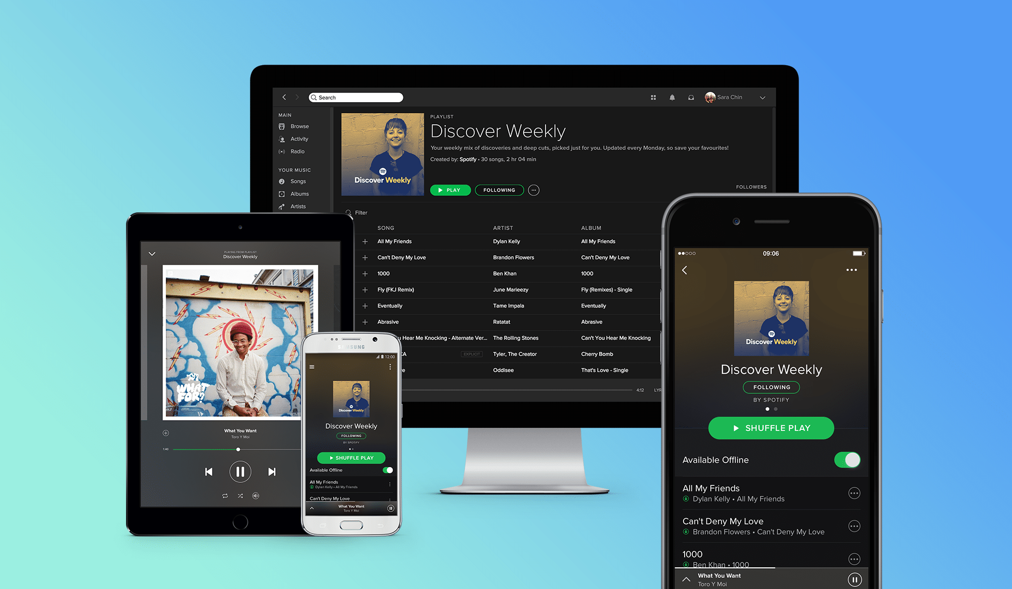 Photo of Spotify kommt in den Windows-Store