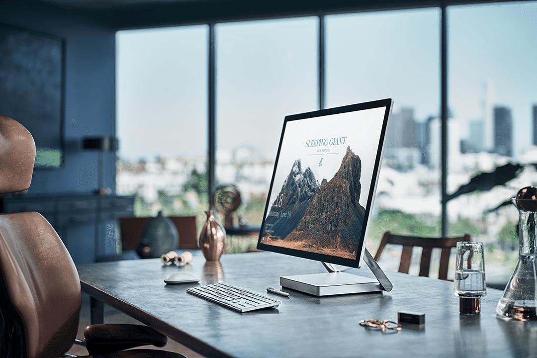 Bild von Surface Studio: Microsofts All-In-One ab dem 15. Juni in Deutschland