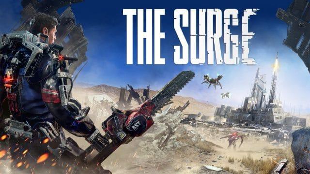 """THESURGE artwork 640x360 - """"The Surge"""" im Test – Lasst die Roboterbeine fliegen!"""