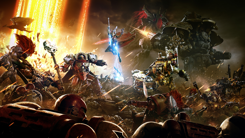"""Photo of """"Warhammer 40.000: Dawn of War 3"""" im Test – Welche Fraktion führst du an?"""