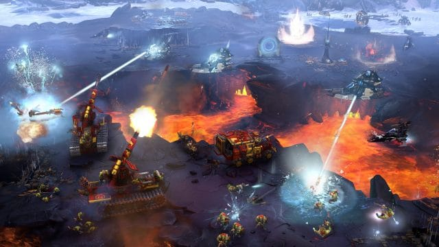 "Warhammer 40000 Dawn of War 3 1 640x360 - ""Warhammer 40.000: Dawn of War 3"" im Test – Welche Fraktion führst du an?"