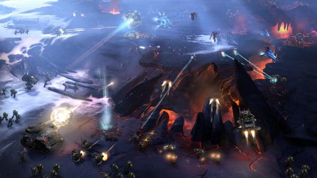 "Warhammer 40000 Dawn of War 3 2 640x360 - ""Warhammer 40.000: Dawn of War 3"" im Test – Welche Fraktion führst du an?"