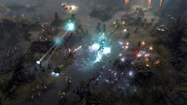 "Warhammer 40000 Dawn of War 3 4 640x360 - ""Warhammer 40.000: Dawn of War 3"" im Test – Welche Fraktion führst du an?"