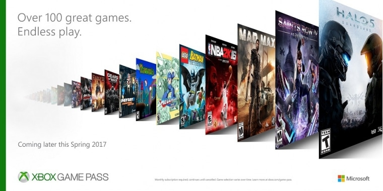 Photo of Xbox Game Pass startet mit über 100 Spielen