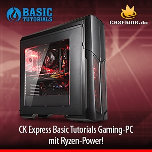 CK Express System Basic Tutorials Gaming PC