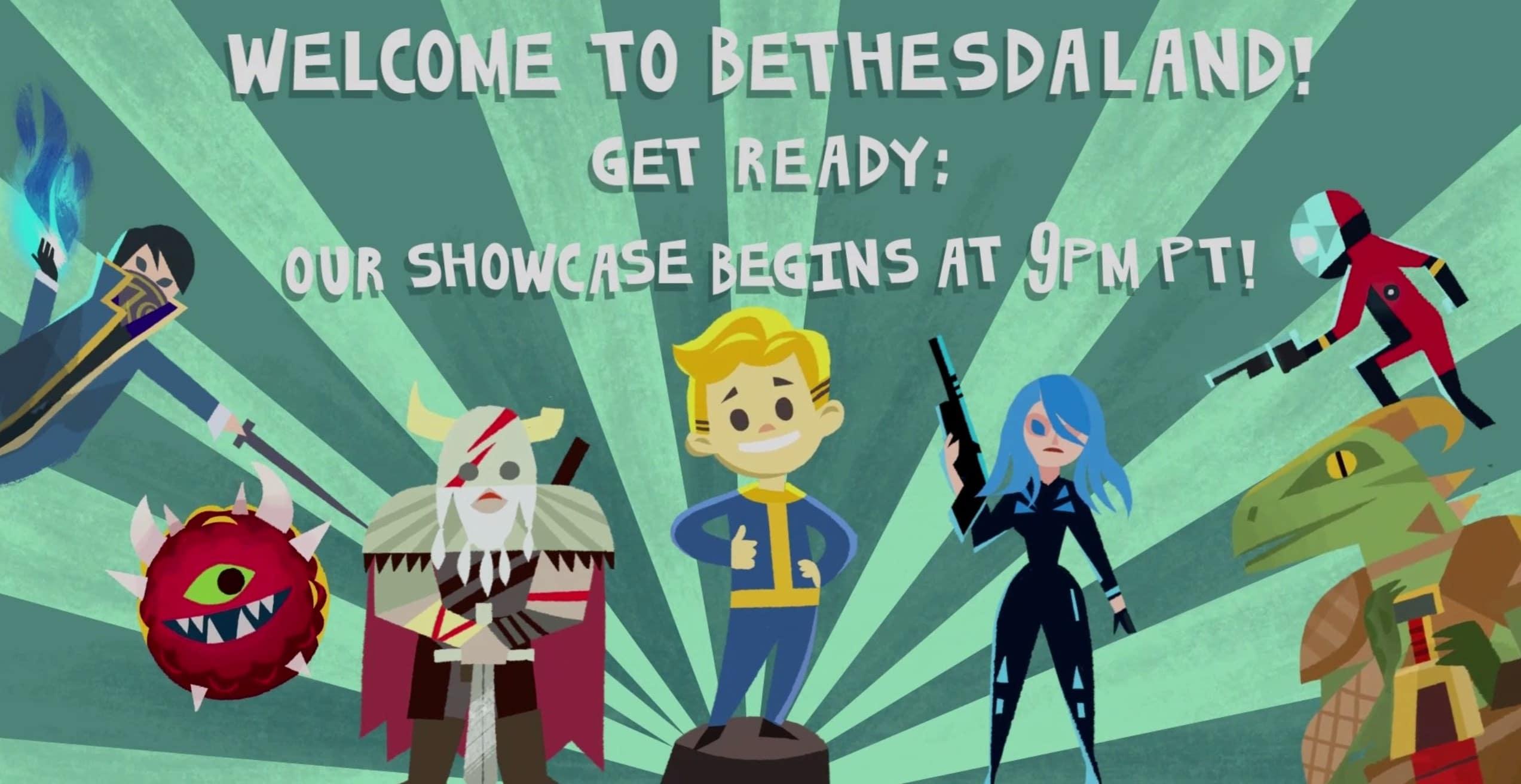 Photo of Alle neuen Spiele von Bethesda von der E3 2017