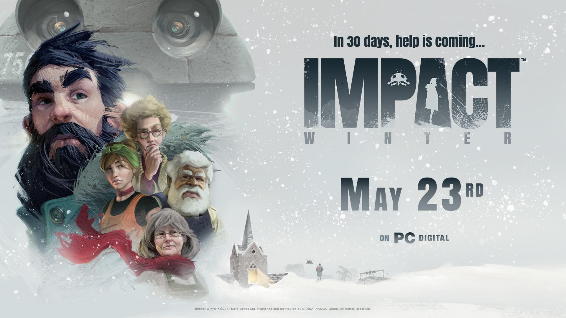 """Photo of """"Impact Winter"""" im Test – Wird die Reise ins ewige Eis zur Schlitterpartie?"""