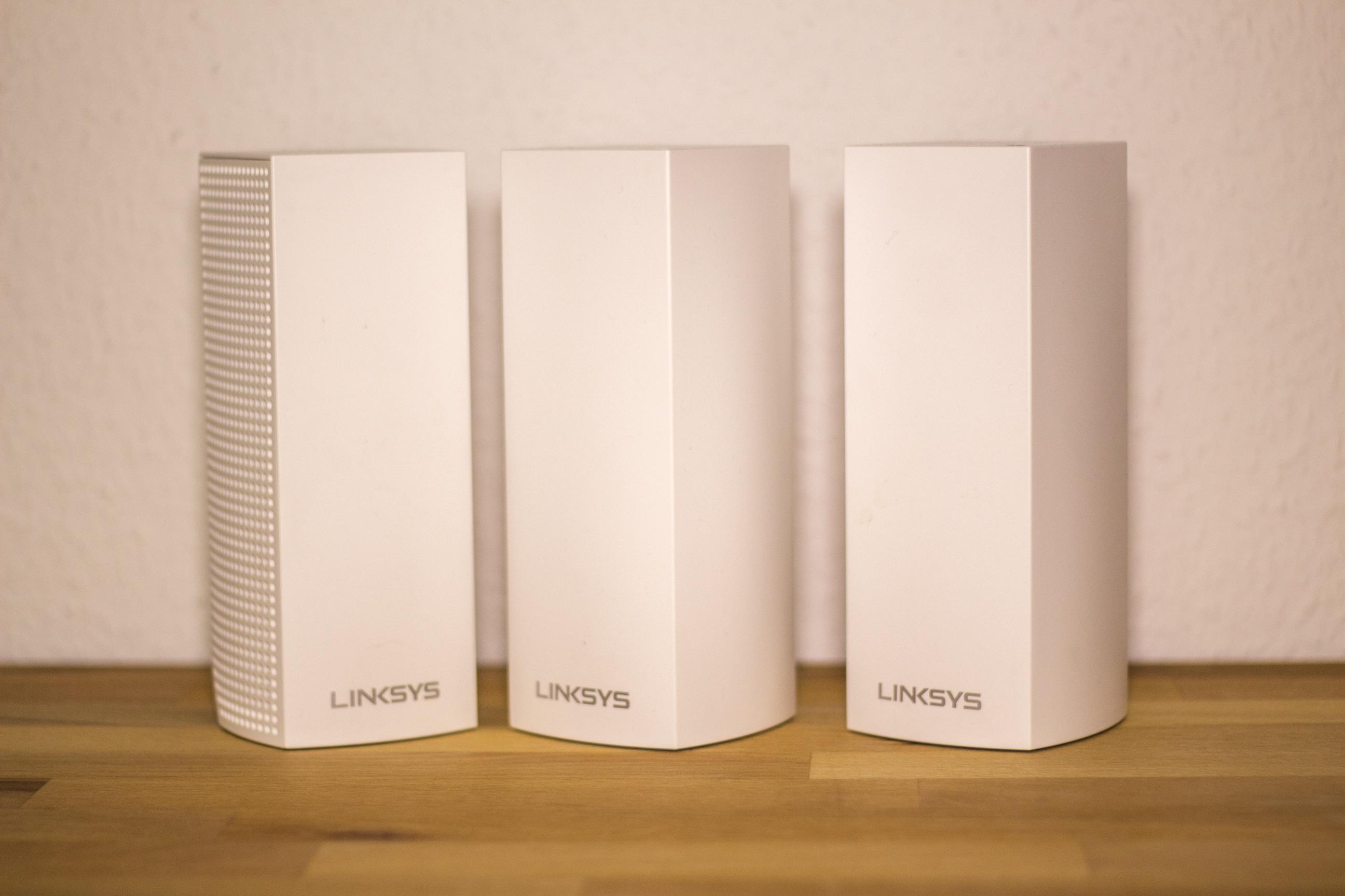 Photo of Linksys Velop: Mesh-System für WLAN auch in der hintersten Ecke