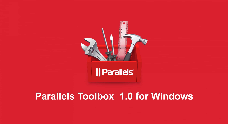Photo of Parallels Toolbox ist ab sofort auch für Windows erhältlich