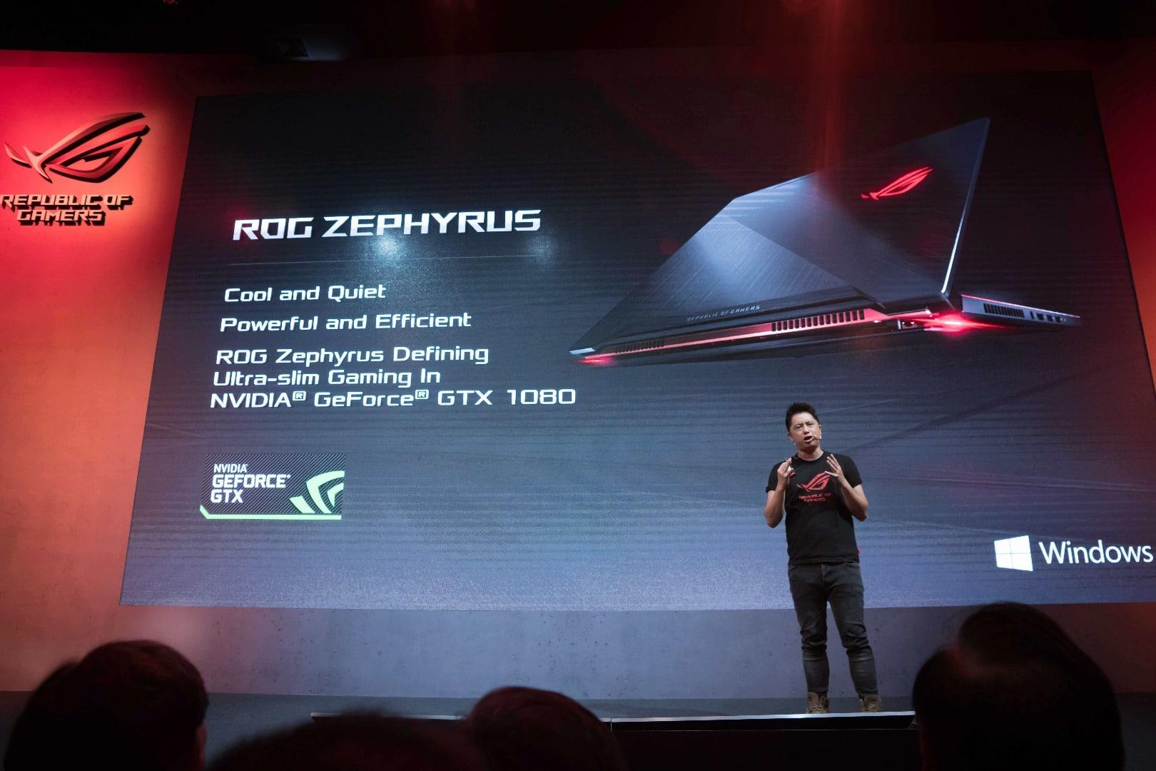 Photo of ASUS ROG Zephyrus – Das weltweit schlankste Gaming-Notebook