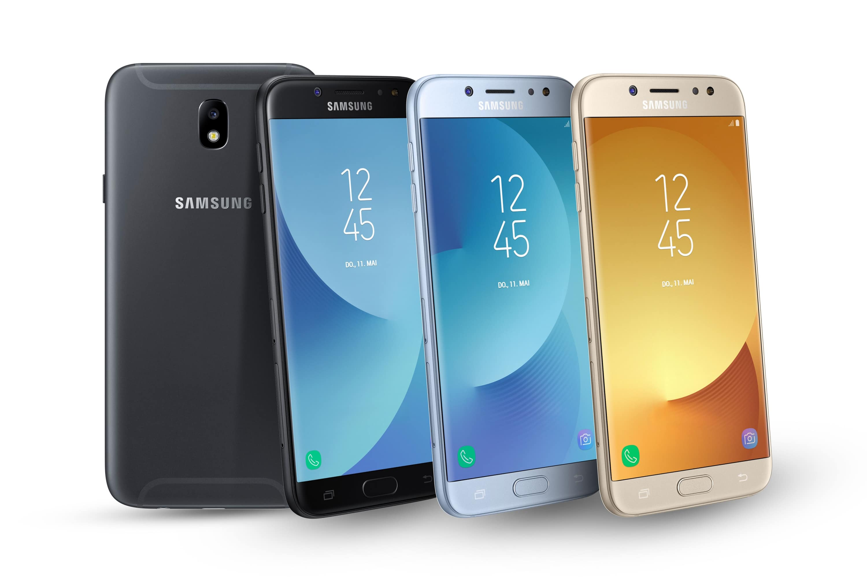 Photo of Die neuen Samsung Galaxy J (2017)-Smartphones