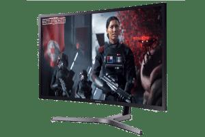 Samsung QLED Gaming Monitor CHG70