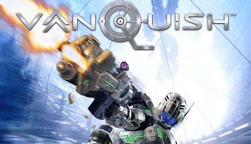 """Photo of """"Vanquish"""" im Test – Das Shooter-Meisterwerk lädt jetzt auch PC-Fans zum actionreichen Geballer ein"""