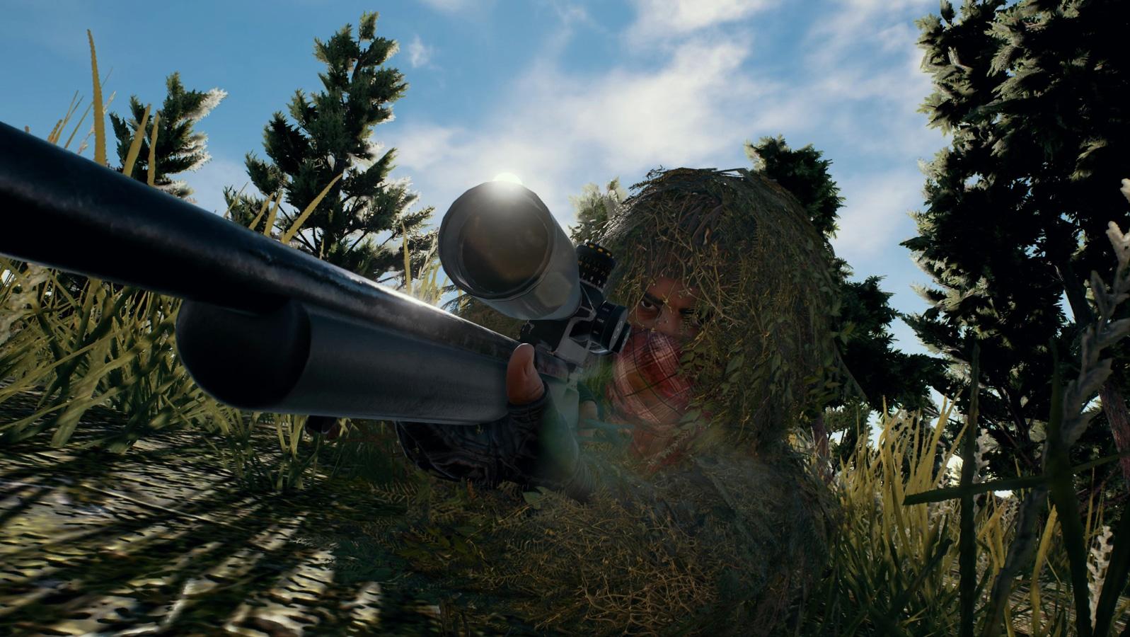 Bild von Playerunknown's Battlegrounds – Gratis Gegenstände mit Twitch Prime