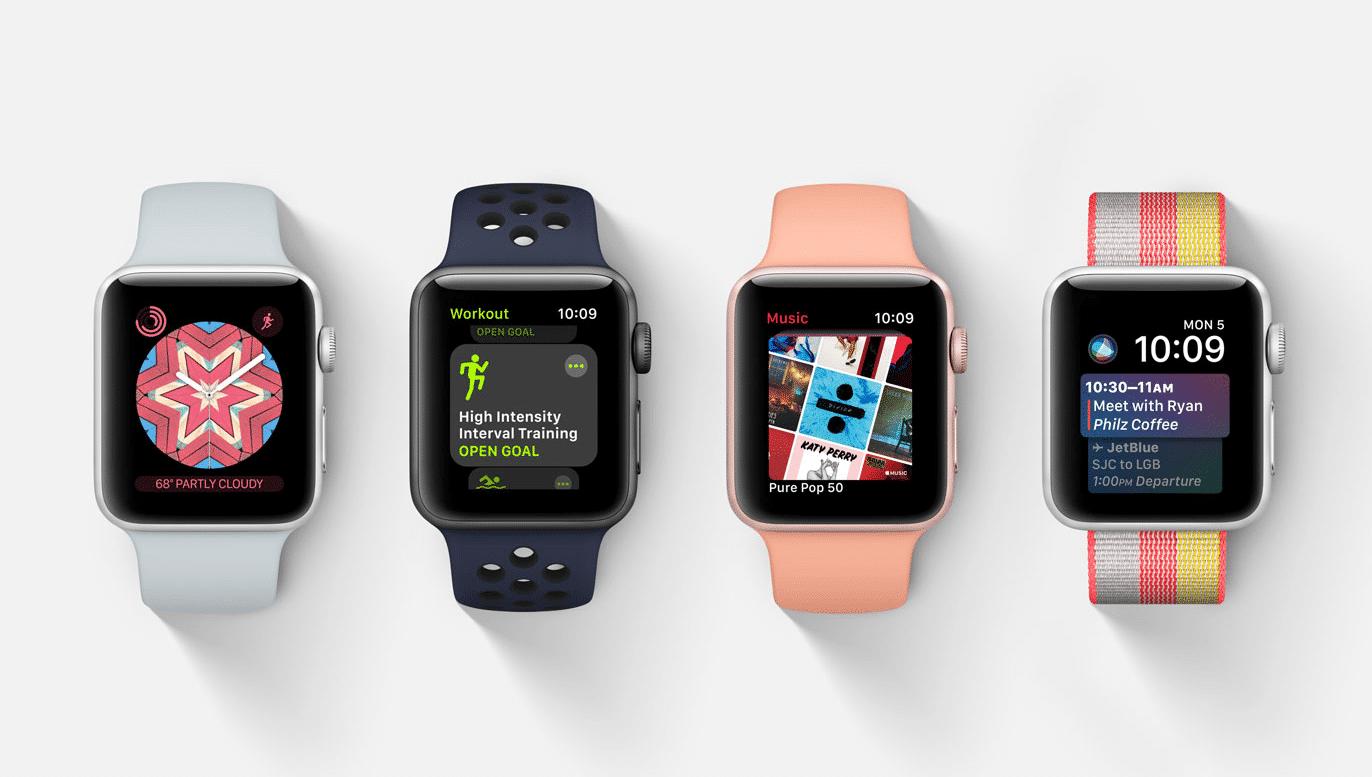 Bild von watchOS 4 bringt mehr Fitness- und Gesundheitsfeatures