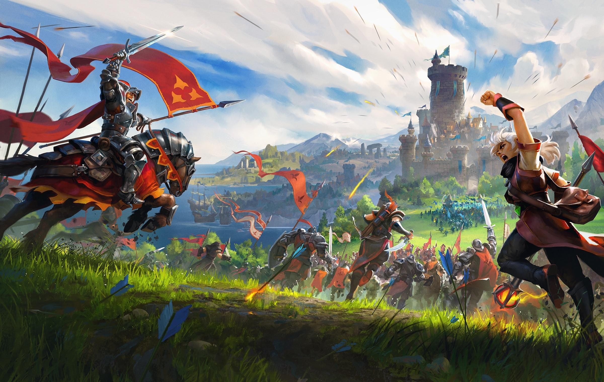 Bild von Albion Online ist endlich offiziell gestartet