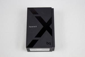 BQ Aquaris X Verpackung